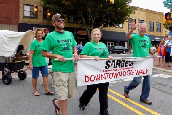 The Eleventh Annual Dog Walk is August 6!