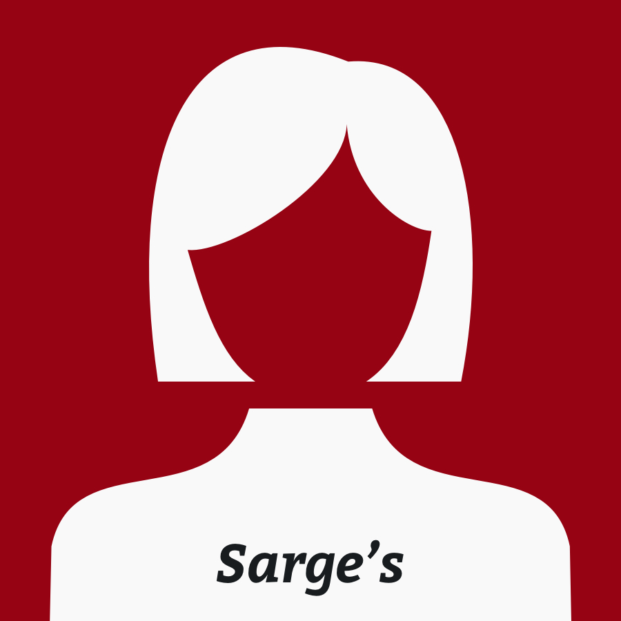 Sarge's Woman Empty Avatar